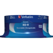 VERBATIM BD-R 25GB 6X DATALIFE CAKE (25)