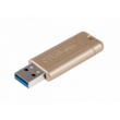 VERBATIM USB 3.0 PENDRIVE PINSTRIPE LIMITED EDITION 64GB ARANY