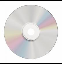 VERBATIM CD-R 52X SHINY SILVER HŐTRANSZFERES NYOMTATHATÓ PAPÍRTOKBAN (10)