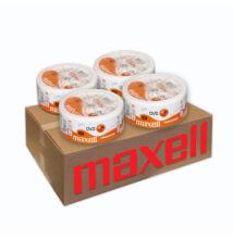 MAXELL DVD+R 8X DL NYOMTATHATÓ SHRINK (25) - 4 X 25 DB-OS CSOMAG