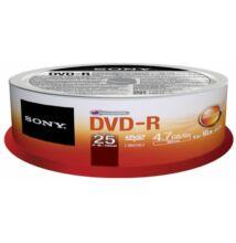 SONY DVD-R 16X CAKE (25)