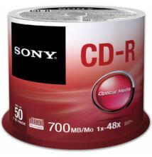 SONY CD-R 48X CAKE (50)
