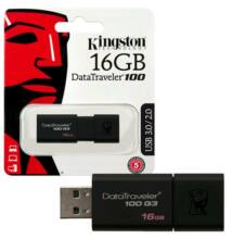 KINGSTON USB 3.0 DATATRAVELER 100 G3 16GB