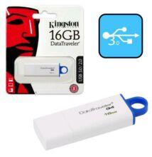 KINGSTON USB 3.0 DATATRAVELER G4 KÉK 16GB