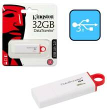 KINGSTON USB 3.0 DATATRAVELER G4 PIROS 32GB