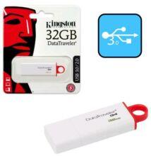 KINGSTON USB 3.0 DATATRAVELER G4 PIROS 32GB