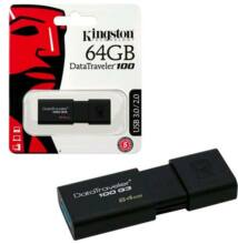 KINGSTON USB 3.0 DATATRAVELER 100 G3 64GB