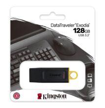 KINGSTON DATATRAVELER EXODIA USB 3.2 GEN 1 PENDRIVE 128GB