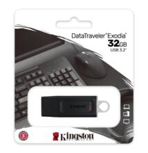 KINGSTON DATATRAVELER EXODIA USB 3.2 GEN 1 PENDRIVE 32GB