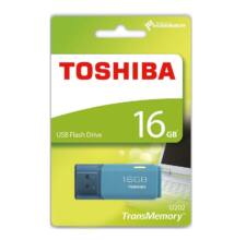 TOSHIBA U202 USB 2.0 PENDRIVE 16GB KÉK