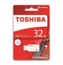 TOSHIBA U303 USB 3.0 PENDRIVE 32GB FEHÉR