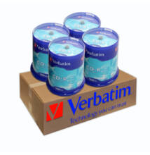 VERBATIM CD-R 52X 4 X CAKE (100) XXL CD CSOMAG