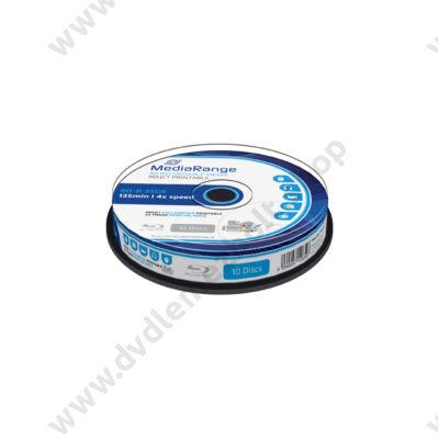 MEDIARANGE BD-R 25GB 4X NYOMTATHATÓ CAKE (10) MR496