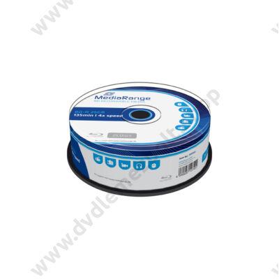 MEDIARANGE BD-R 25GB 4X CAKE (25) MR503