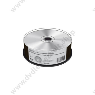 MEDIARANGE BD-R 25GB 6X SZITÁZHATÓ CAKE (25) MR513