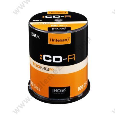 INTENSO CD-R 52X CAKE (100)