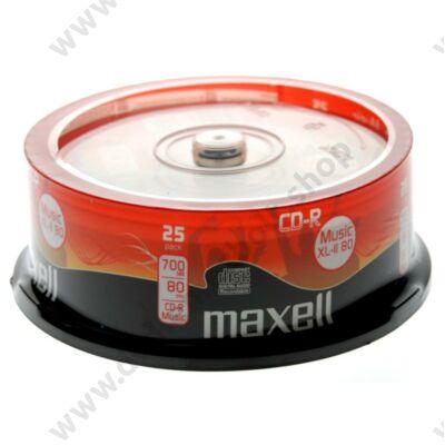 MAXELL CD-R 52X AUDIO CAKE (25)
