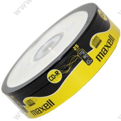 MAXELL CD-R 52X SHRINK (25)