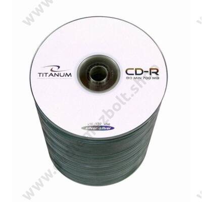 TITANUM CD-R 52X SHRINK (100)