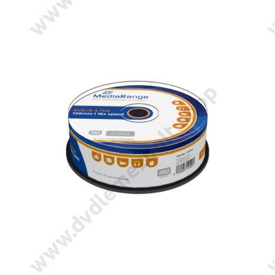 MEDIARANGE DVD+R 16X CAKE (25) MR404