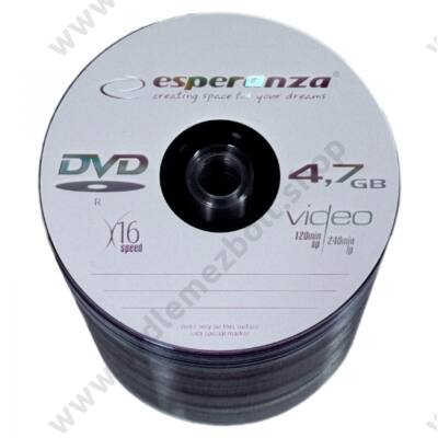 ESPERANZA DVD-R 16X SHRINK (100)