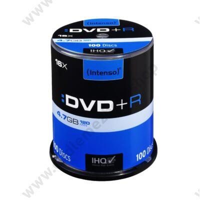 INTENSO DVD+R 16X CAKE (100)