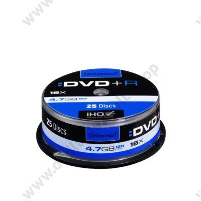 INTENSO DVD+R 16X CAKE (25)