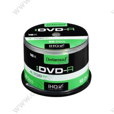 INTENSO DVD-R 16X CAKE (50)