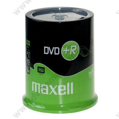 MAXELL DVD+R 16X CAKE (100)