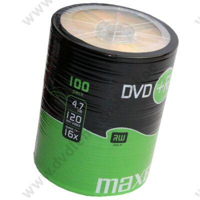 MAXELL DVD+R 16X SHRINK (100)
