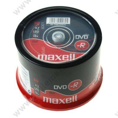 MAXELL DVD-R 16X CAKE (50)