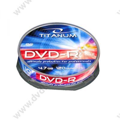 TITANUM DVD-R 16X CAKE (10)