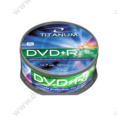 TITANUM DVD+R 8X CAKE (25)