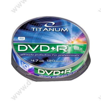 TITANUM DVD+R 8X CAKE (10)