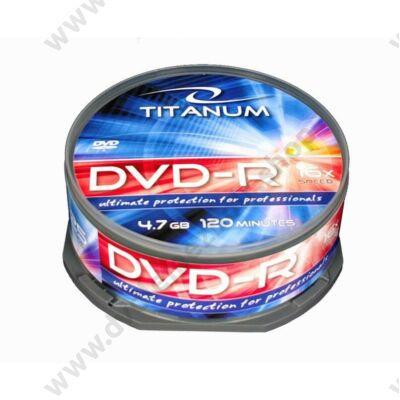 TITANUM DVD-R 16X CAKE (25)