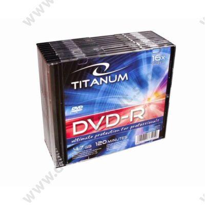 TITANUM DVD-R 16X SLIM TOKBAN (10)