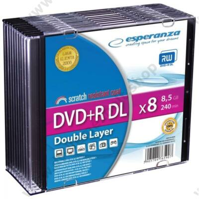 ESPERANZA DVD+R 8X DL SLIM TOKBAN (10)