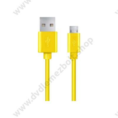 ESPERANZA EB172Y MICRO USB KÁBEL 0,8m SÁRGA