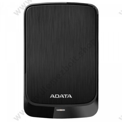 ADATA HV320 2,5 COL USB 3.1 KÜLSŐ MEREVLEMEZ 1TB FEKETE