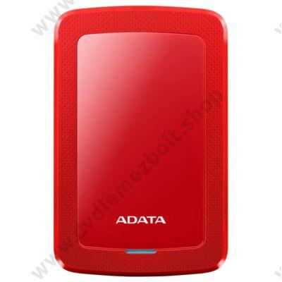 ADATA HV300 2,5 COL USB 3.1 KÜLSŐ MEREVLEMEZ 1TB PIROS
