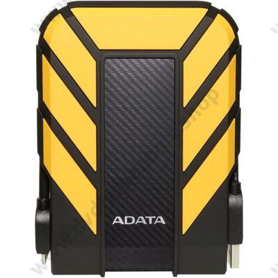 ADATA HD710 PRO 2,5 COL USB 3.1 KÜLSŐ MEREVLEMEZ 2TB SÁRGA