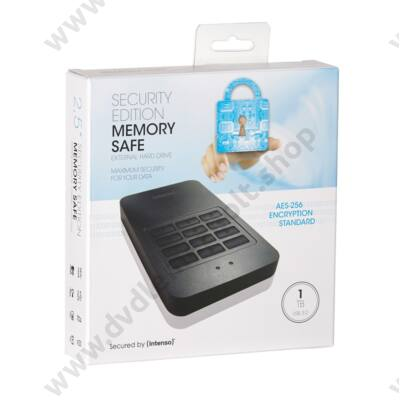INTENSO USB 3.0 HDD 2,5 MEMORY SAFE 1TB