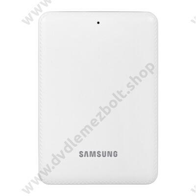 SAMSUNG J3 PORTABLE 2,5 COL USB 3.0 KÜLSŐ MEREVLEMEZ 500GB FEHÉR