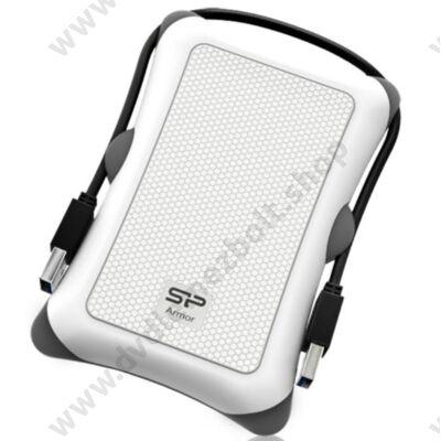 SILICON POWER ARMOR A30 2,5 COL USB 3.0 KÜLSŐ MEREVLEMEZ 1TB FEHÉR