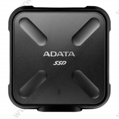 ADATA SD700 2,5 COL USB 3.1 KÜLSŐ SSD MEGHAJTÓ 512GB FEKETE