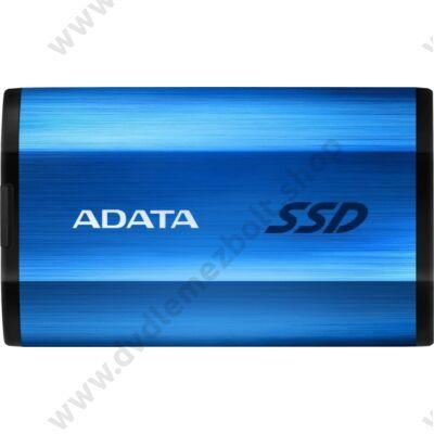ADATA SE800 USB-C 3.2 GEN 2 KÜLSŐ SSD MEGHAJTÓ 512GB KÉK