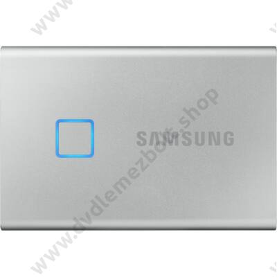 SAMSUNG T7 TOUCH USB 3.2 KÜLSŐ SSD MEGHAJTÓ 1TB EZÜST
