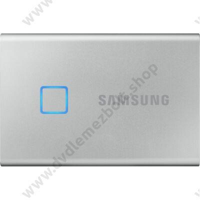 SAMSUNG T7 TOUCH USB 3.2 KÜLSŐ SSD MEGHAJTÓ 2TB EZÜST