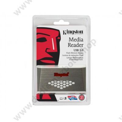 KINGSTON USB 3.0 NAGY SEBESSÉGŰ MEMÓRIAKÁRTYA OLVASÓ