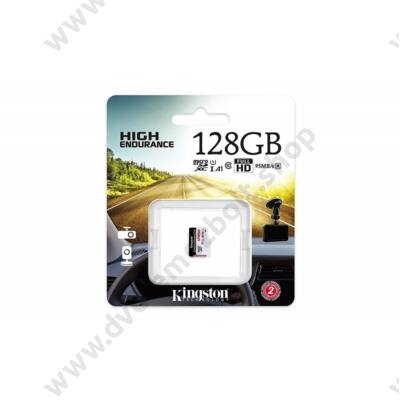 KINGSTON HIGH ENDURANCE MICRO SDXC 128GB CLASS 10 UHS-I U1 A1 95/45 MB/s